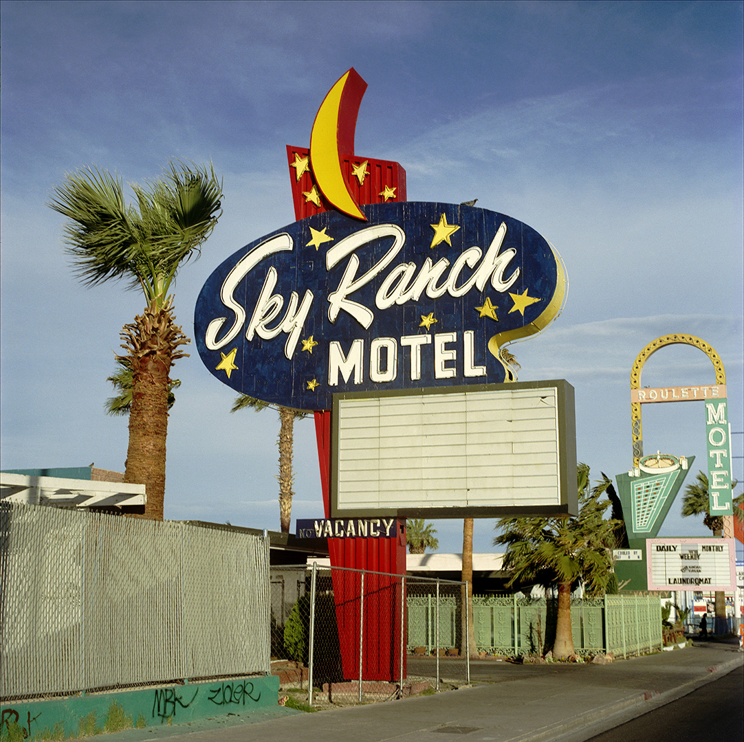 Steve Fitch – Western Landmarks & American Motel Signs