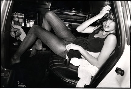 Helena In Limo